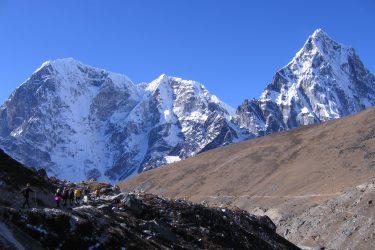 Trektocht Everest Mani Rimdu festival Tengboche Kala Patthar Cho La Gokyo | Snow Leopard 31
