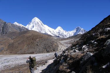 Trektocht Everest Mani Rimdu festival Tengboche Kala Patthar Cho La Gokyo | Snow Leopard 32