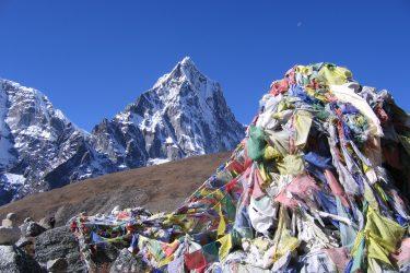 Trektocht Everest Mani Rimdu festival Tengboche Kala Patthar Cho La Gokyo | Snow Leopard 33