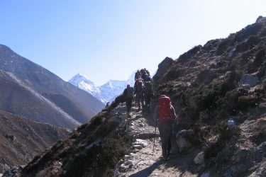 Trektocht Everest Mani Rimdu festival Tengboche Kala Patthar Cho La Gokyo | Snow Leopard 34