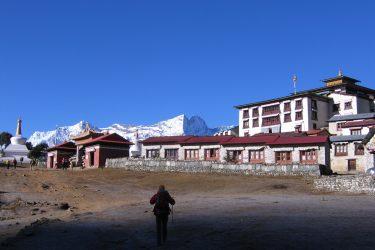 Trektocht Everest Mani Rimdu festival Tengboche Kala Patthar Cho La Gokyo | Snow Leopard 37