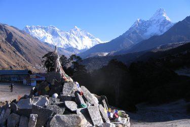 Trektocht Everest Mani Rimdu festival Tengboche Kala Patthar Cho La Gokyo | Snow Leopard 38