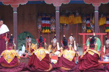 Trektocht Everest Mani Rimdu festival Tengboche Kala Patthar Cho La Gokyo | Snow Leopard 41