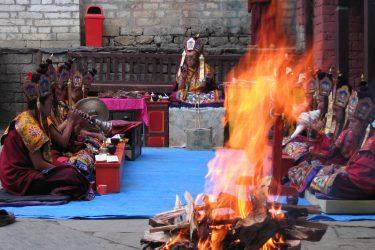Trektocht Everest Mani Rimdu festival Tengboche Kala Patthar Cho La Gokyo | Snow Leopard 42