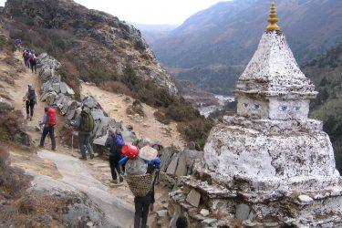Trektocht Everest Mani Rimdu festival Tengboche Kala Patthar Cho La Gokyo | Snow Leopard 43