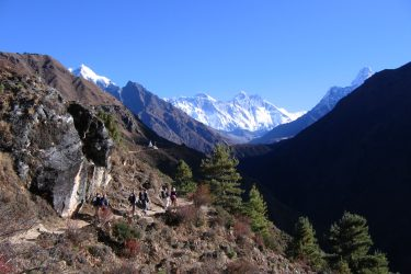 Trektocht Everest Mani Rimdu festival Tengboche Kala Patthar Cho La Gokyo | Snow Leopard 07