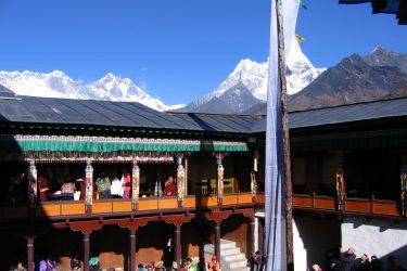 Trektocht Everest Mani Rimdu festival Tengboche Kala Patthar Cho La Gokyo | Snow Leopard 09