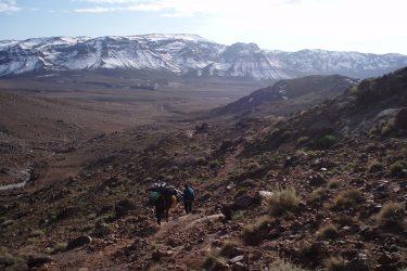 Wandelreis Jbel Saghro Hoge Atlas Berber Ouarzazate | Snow Leopard 12