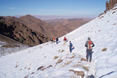 Wandelreis Jbel Saghro Hoge Atlas Berber Ouarzazate | Snow Leopard 37