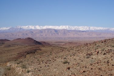 Wandelreis Jbel Saghro Hoge Atlas Berber Ouarzazate | Snow Leopard 04