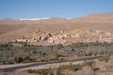 Wandelreis Jbel Saghro Hoge Atlas Berber Ouarzazate | Snow Leopard 50