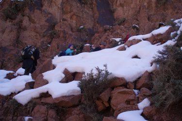 Wandelreis Jbel Saghro Hoge Atlas Berber Ouarzazate | Snow Leopard 08