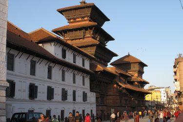 Durbar Square, Kathmandu 1300m Expeditie trektocht Mera Peak 6461m Island Peak Nepal | Snow Leopard