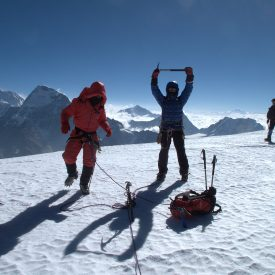 Expeditie trektocht Nepal | Snow Leopard | Mera Peak, summit 6476m