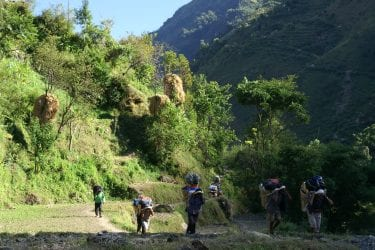 Trektocht Api Himal Far West Nepal Basiskamp Seti | Snow Leopard060