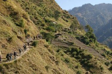 Trektocht Api Himal Far West Nepal Basiskamp Seti | Snow Leopard 052