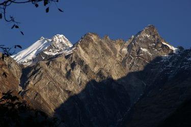 Trektocht Api Himal Far West Nepal Basiskamp Seti | Snow Leopard 050