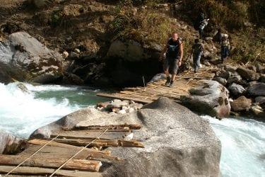 Trektocht Api Himal Far West Nepal Basiskamp Seti | Snow Leopard 049