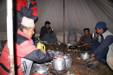 Trektocht Api Himal Far West Nepal Basiskamp Seti | Snow Leopard 048
