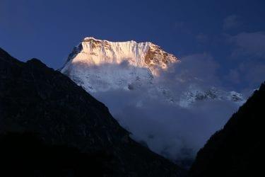 Trektocht Api Himal Far West Nepal Basiskamp Seti | Snow Leopard 046