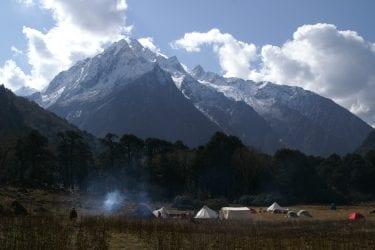 Trektocht Api Himal Far West Nepal Basiskamp Seti | Snow Leopard 045