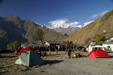 Trektocht Api Himal Far West Nepal Basiskamp Seti | Snow Leopard 042
