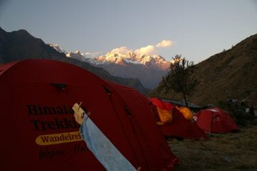 Trektocht Api Himal Far West Nepal Basiskamp Seti | Snow Leopard 040