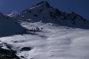 Trektocht Api Himal Far West Nepal Basiskamp Seti | Snow Leopard 038