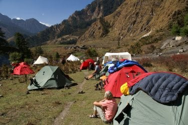 Trektocht Api Himal Far West Nepal Basiskamp Seti | Snow Leopard 034