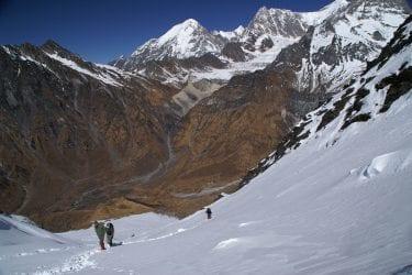 Trektocht Api Himal Far West Nepal Basiskamp Seti | Snow Leopard 033