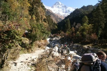 Trektocht Api Himal Far West Nepal Basiskamp Seti | Snow Leopard 030