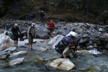 Trektocht Api Himal Far West Nepal Basiskamp Seti | Snow Leopard 029