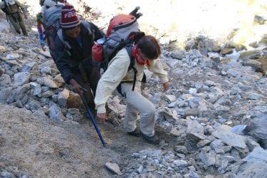 Trektocht Api Himal Far West Nepal Basiskamp Seti | Snow Leopard028