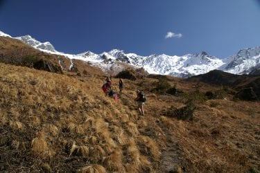 Trektocht Api Himal Far West Nepal Basiskamp Seti | Snow Leopard 024