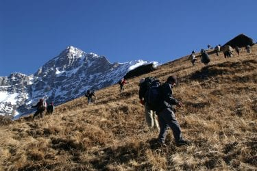 Trektocht Api Himal Far West Nepal Basiskamp Seti | Snow Leopard 022