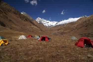 Trektocht Api Himal Far West Nepal Basiskamp Seti | Snow Leopard 021