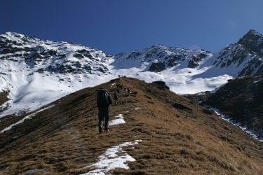 Trektocht Api Himal Far West Nepal Basiskamp Seti | Snow Leopard 019