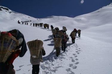 Trektocht Api Himal Far West Nepal Basiskamp Seti | Snow Leopard 016