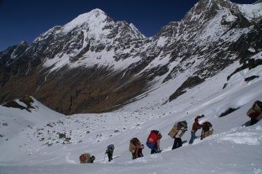 Trektocht Api Himal Far West Nepal Basiskamp Seti | Snow Leopard 014