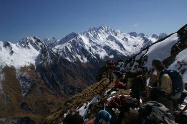 Trektocht Api Himal Far West Nepal Basiskamp Seti | Snow Leopard 013
