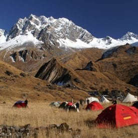 Trektocht Api Himal Far West Nepal Basiskamp Seti | Snow Leopard 012