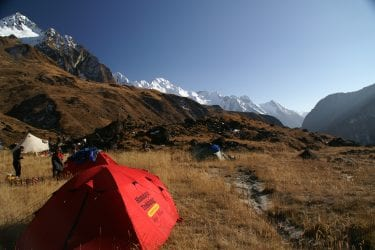 Trektocht Api Himal Far West Nepal Basiskamp Seti | Snow Leopard 011