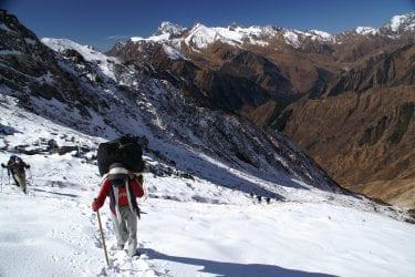 Trektocht Api Himal Far West Nepal Basiskamp Seti | Snow Leopard 010