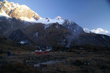 Trektocht Api Himal Far West Nepal Basiskamp Seti | Snow Leopard 006