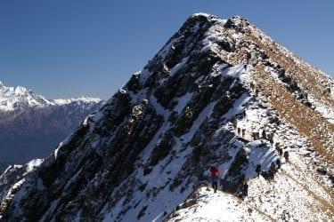 Trektocht Api Himal Far West Nepal Basiskamp Seti | Snow Leopard 003