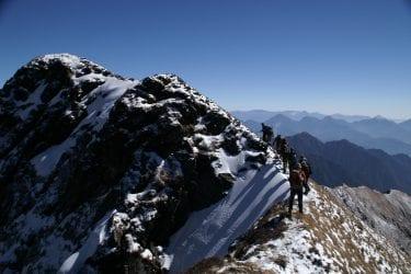 Trektocht Api Himal Far West Nepal Basiskamp Seti | Snow Leopard 002