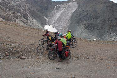 Kirgizië - Issy Kul Hemelse Bergen - fietsreis 2019 (19)   Snow Leopard