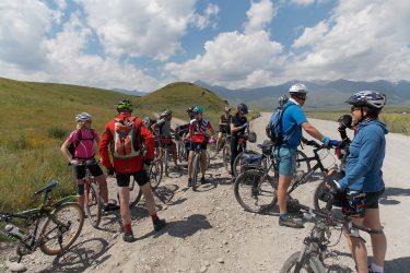 Kirgizië - Issy Kul Hemelse Bergen - fietsreis 2019 (2)   Snow Leopard