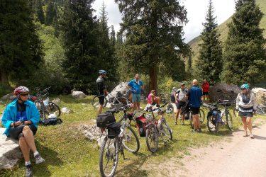 Kirgizië - Issy Kul Hemelse Bergen - fietsreis 2019 (22)   Snow Leopard
