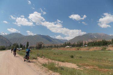 Kirgizië - Issy Kul Hemelse Bergen - fietsreis 2019 (5)   Snow Leopard